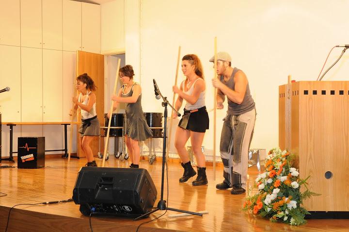 קסם המוזיקה - להקת טררם בהופעה