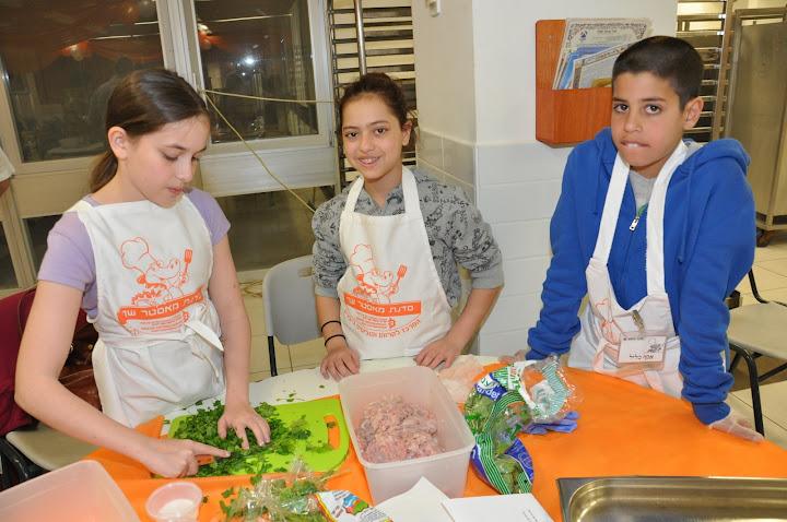 מאסטר שף - הילדים מבשלים